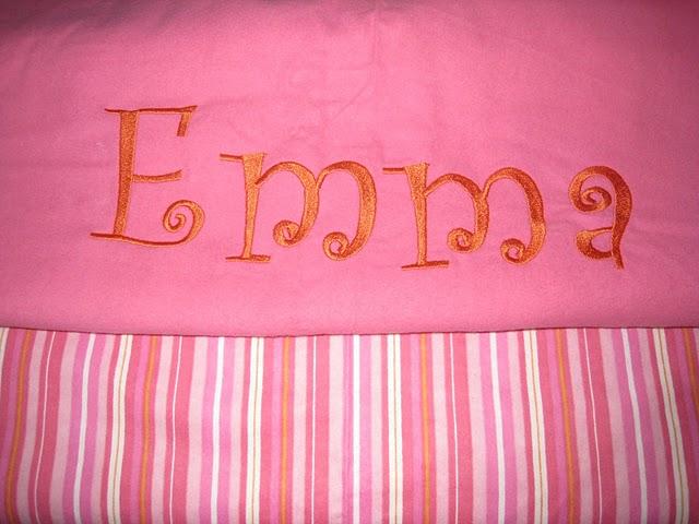 Girl Flannel Blankets