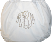 Sparkle Master Circle Baby Bloomer