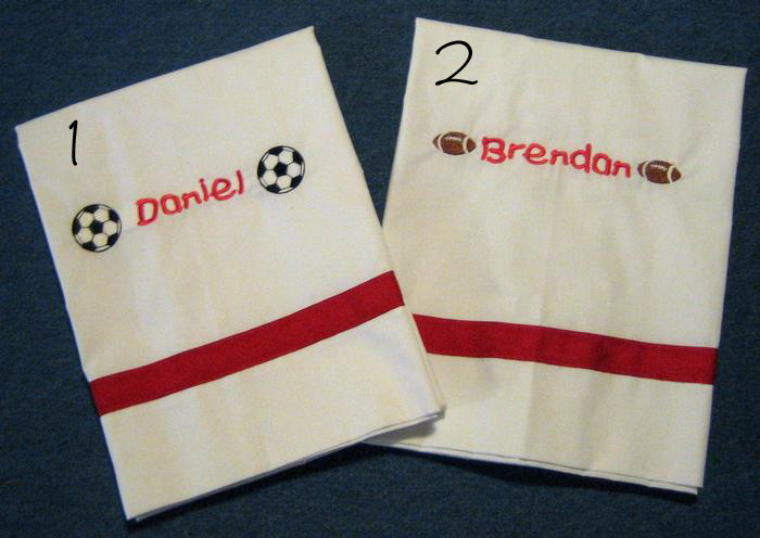 Soccer & Football Pillowcase
